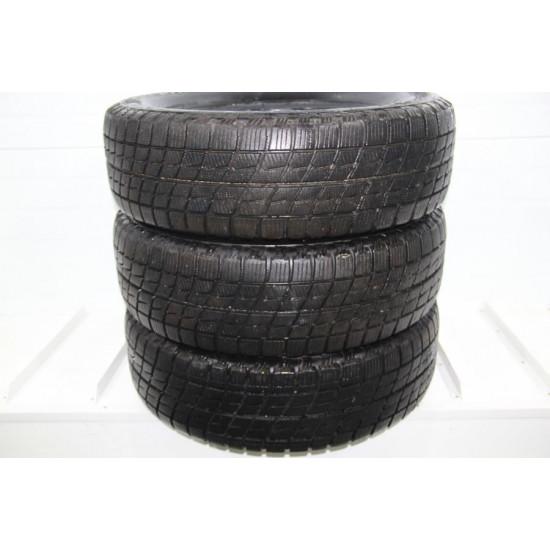 Зимние шины б/у 205/65 R15 Bridgestone Ice Partner из Японии в Новосибирске