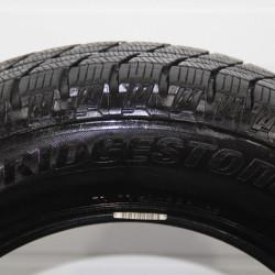 Зимние шины б/у 205/65 R15 Bridgestone Ice Partner в Новосибирске