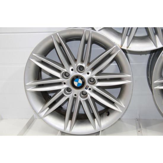 Диски б/у литые BMW 5x120.00 R17 из Японии в Новосибирске