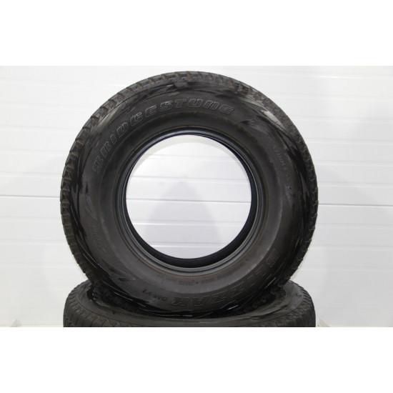 Зимние шины б/у 225/80 R15 Bridgestone Blizzak DM-VI из Японии в Новосибирске