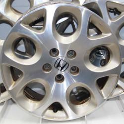 Диски б/у Honda 5x114.30 R17 из Японии в Новосибирске