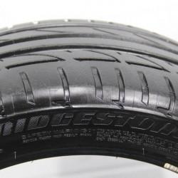 Летние шины б/у 215/45 R17 Bridgestone Potenza S001 в Новосибирске