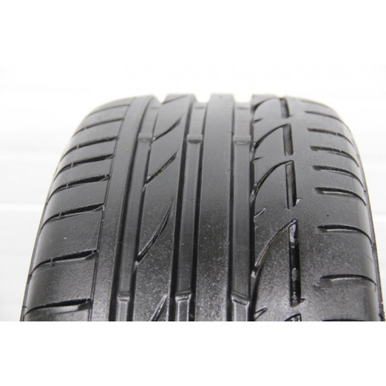 Летние б/у шины 215/45 R17 Bridgestone Potenza S001 из Японии в Новосибирске
